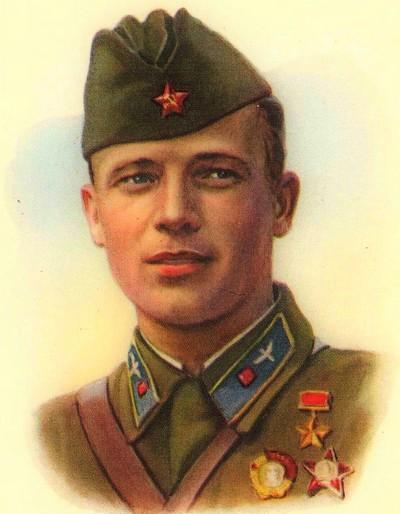 Годовщина подвига советского лётчика Виктора Талалихина