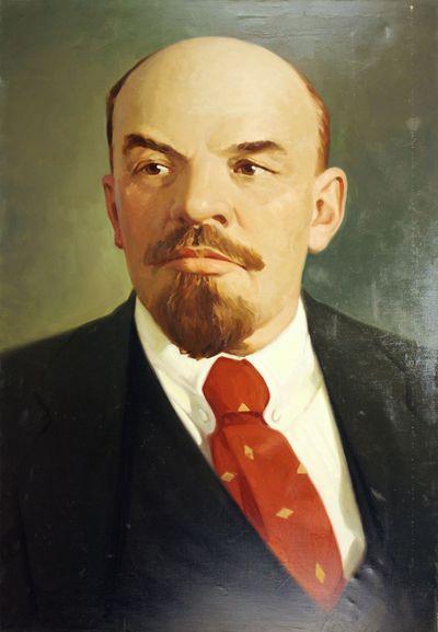 Сегодня - 150 лет со дня рождения В.И. Ленина!